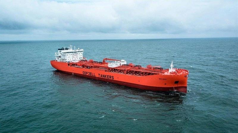 助力化学品运输船行业发展——双相不锈钢得到广泛应用