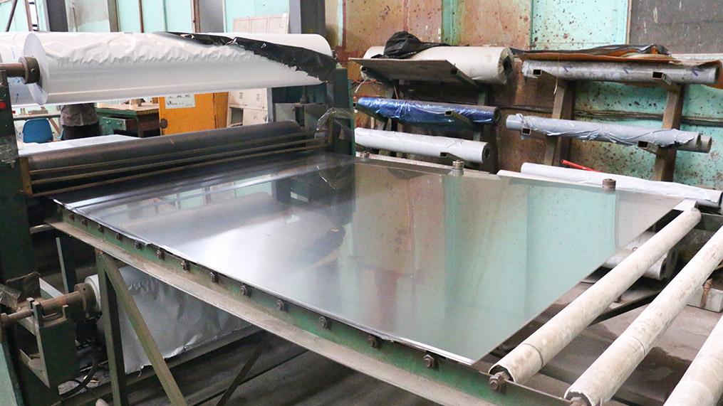 不锈钢干磨拉丝设备