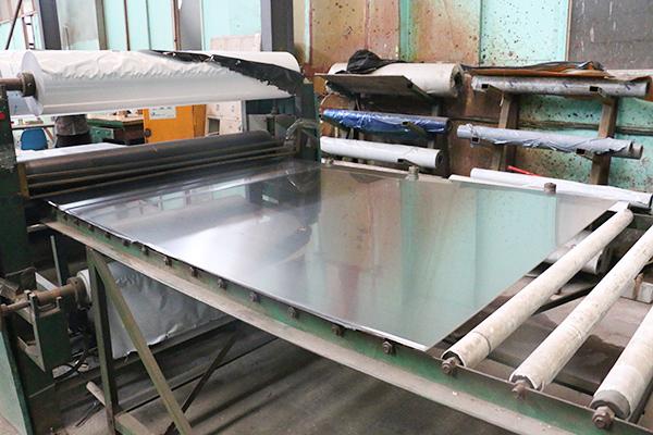 不锈钢表面拉丝产品